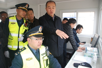 武宁生副厅长带队赴固原中卫调